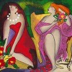 """Westbury"" (2006), Linda Le Kinff"