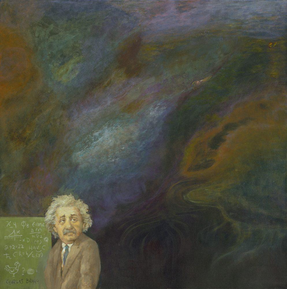 Albert in Space Charles Bragg Park West Gallery