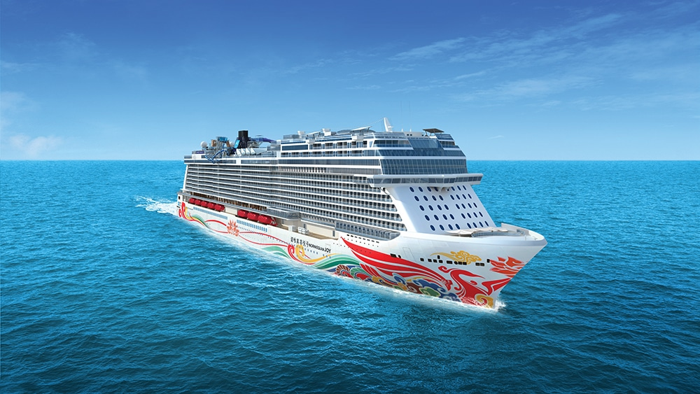 Norwegian Cruise Line Joy