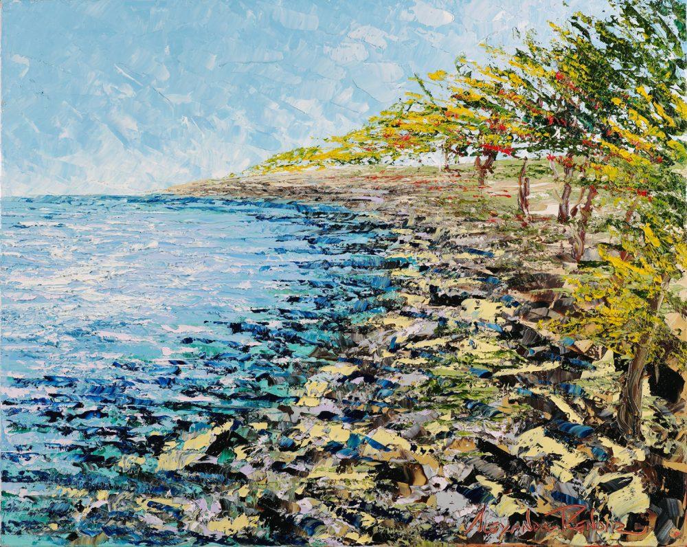 Shorescape Alexandre Renoir Park West Gallery