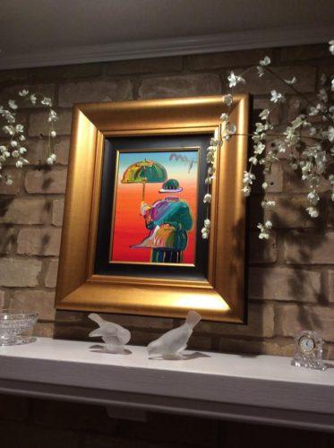 Park West Gallery display art