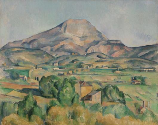 Mont Saint Victoire
