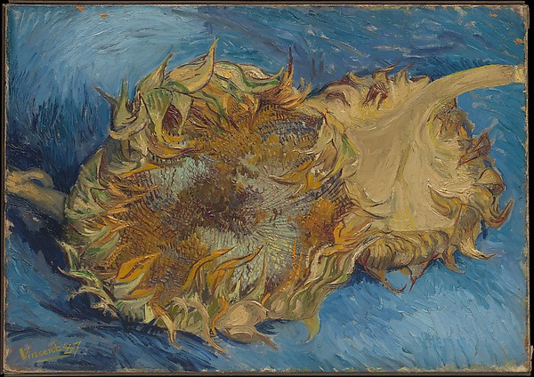 Sunflowers Vincent van Gogh