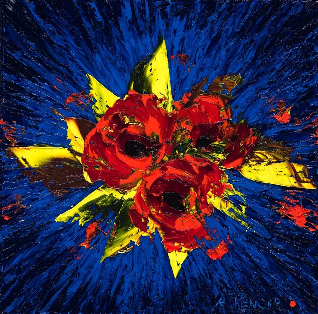"""""""Blue Star,"""" Alexandre Renoir"""