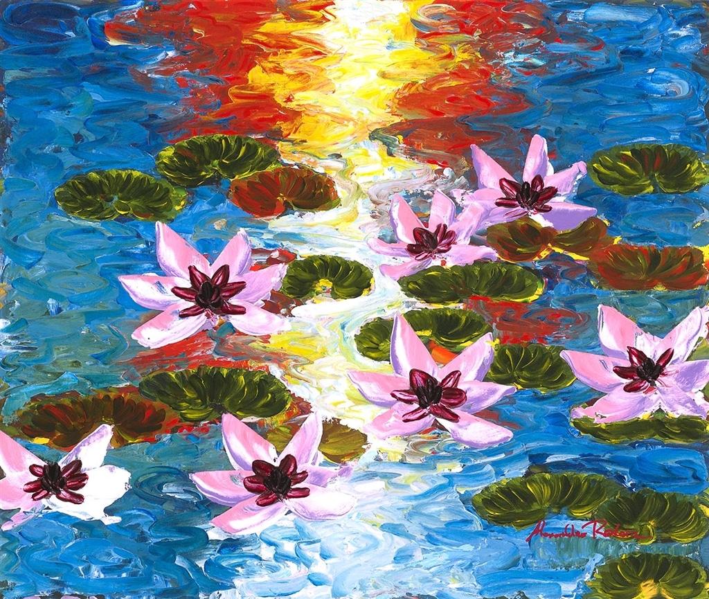 """Bright Sky,"" Alexandre Renoir"