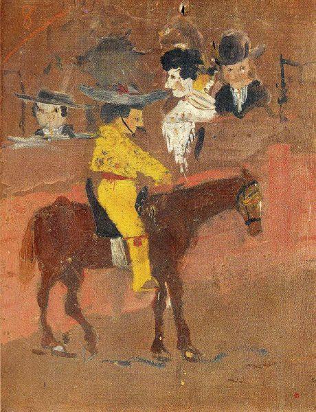 Pablo Picasso Picador