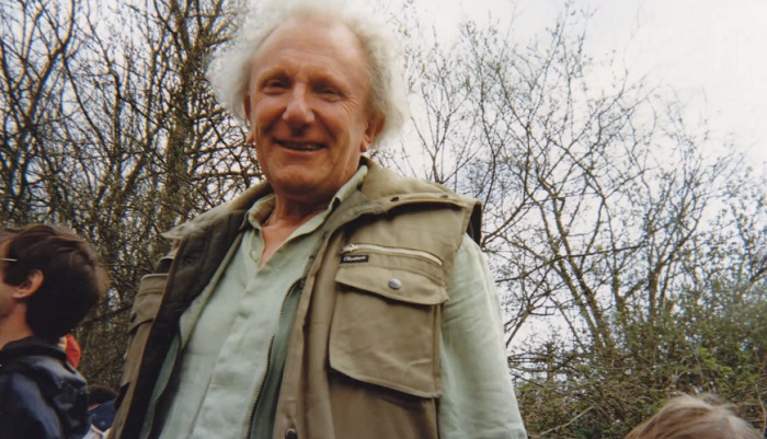 Art News: David Shepherd (Photo courtesy of YouTube)