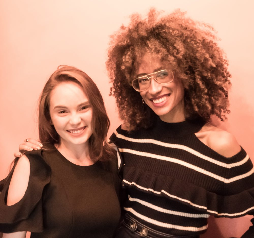 Autumn and Elaine Welteroth