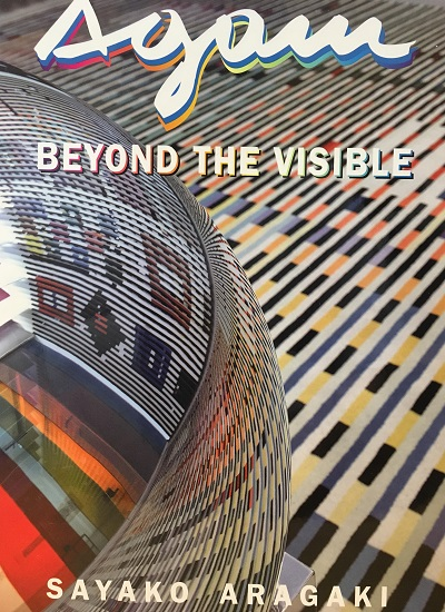 """Agam: Beyond the Visible"" art book"