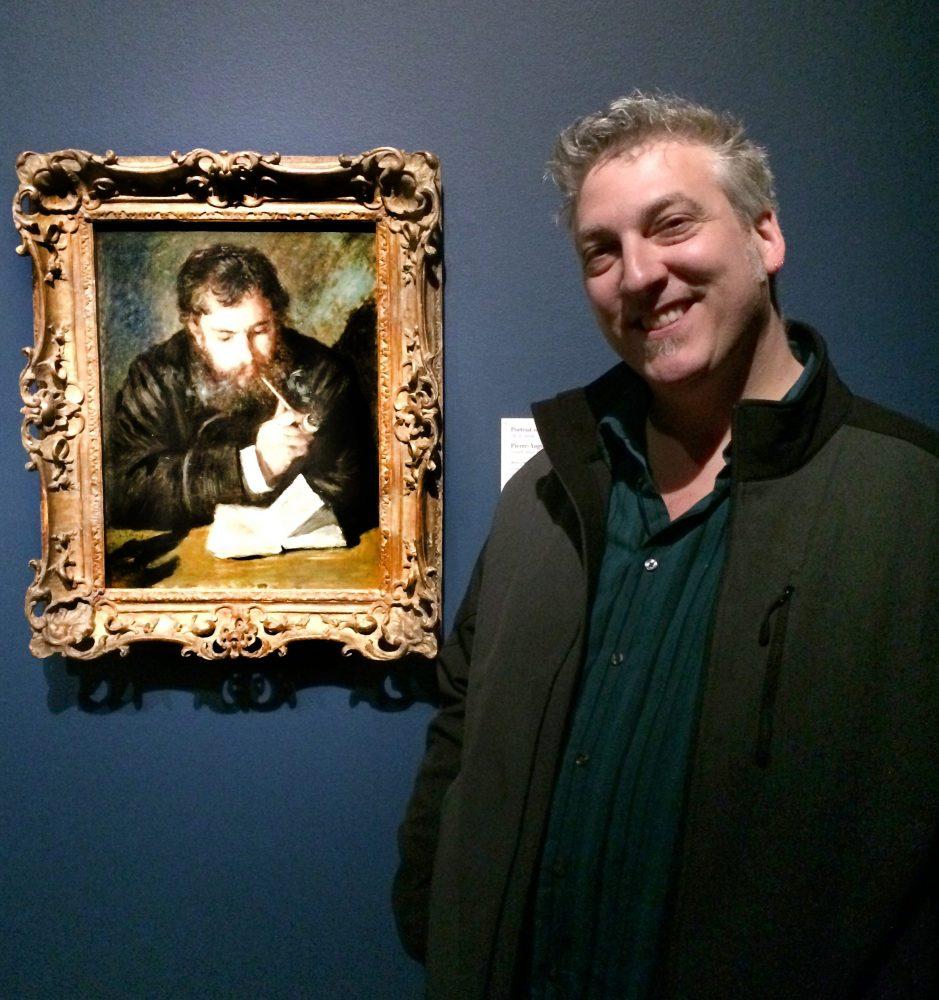 Alexandre Renoir DIA portrait