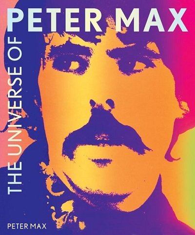 """The Universe of Peter Max"" Park West Gallery art book"