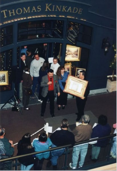 Thomas Kinkade Park West Gallery