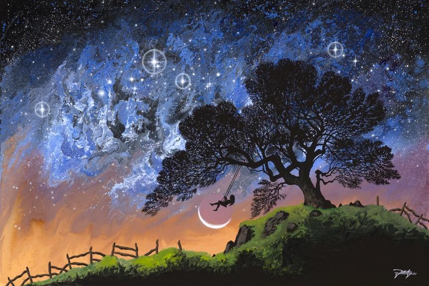 """""""Over the Moon,"""" Jon Rattenbury"""