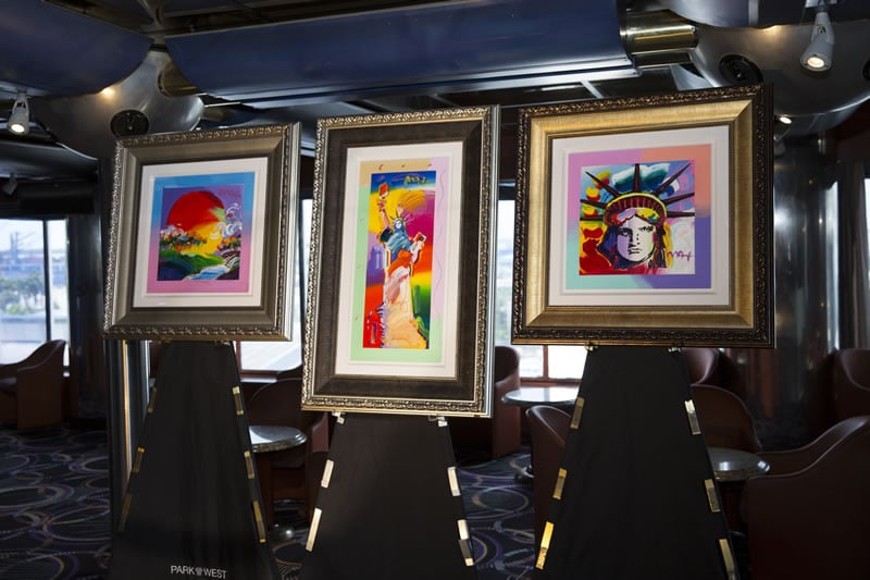 Art Auctions on Cruise Ships and on Land - Park West Gallery