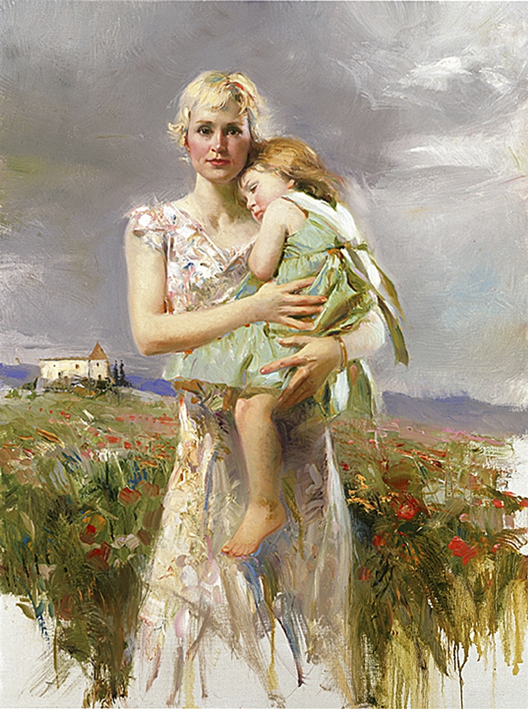 """Angel from Above"" (2006), Pino, Mother, Mother's Day"