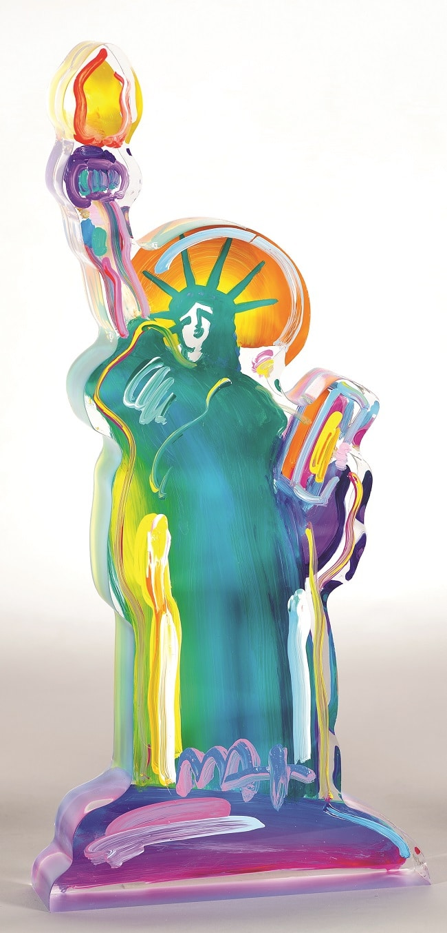 """Statue of Liberty Ver. III #358"""