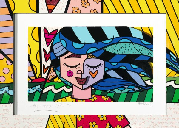 Romero Britto Park West Gallery