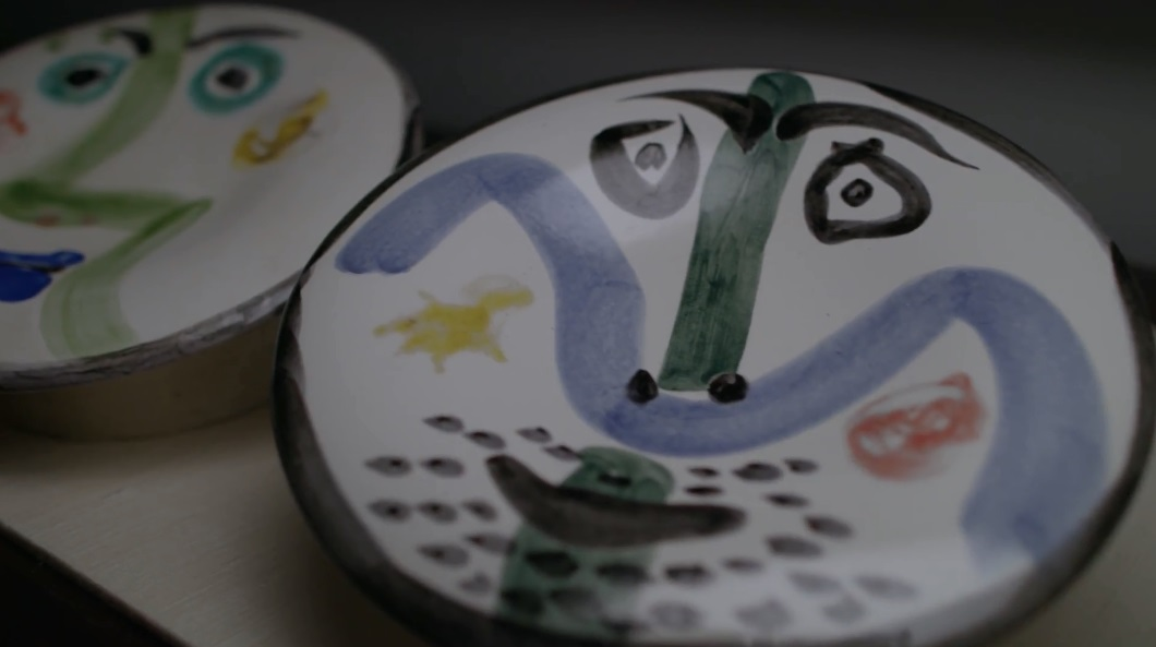 Examples of Picasso's numerous ceramic works.