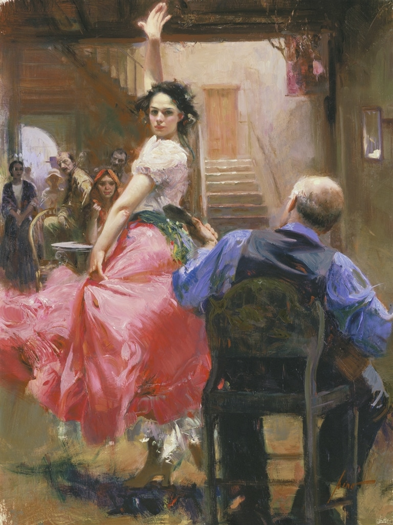 """Gypsy Dancer"" (2010), Pino"
