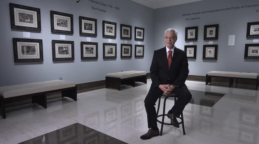 Park West Gallery Director Morris Shapiro discussing seven true masters of art.