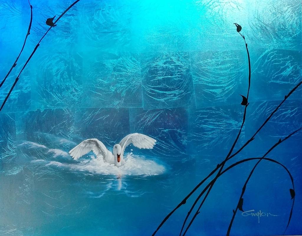 """Reflective,"" Patrick Guyton"