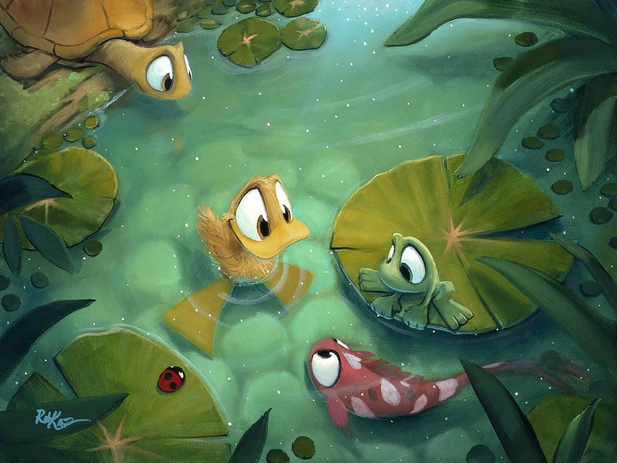 """Gathering Pond"""