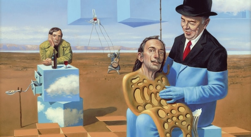 What Is Surrealism? How Art Illustrates the Unconscious