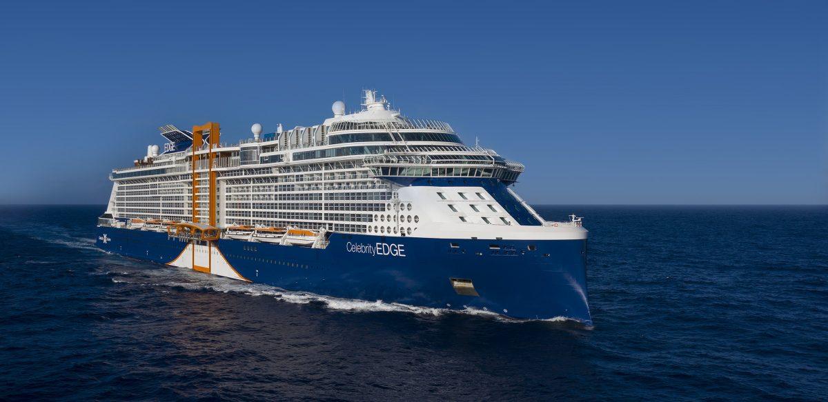 Celebrity Cruises Edge