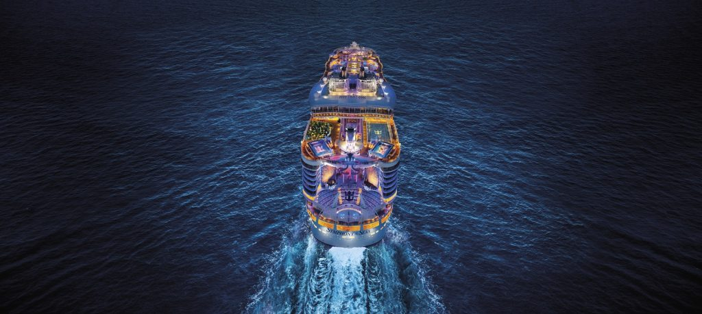 Royal Caribbean International's Symphony of the Seas (Photo courtesy of RCI)