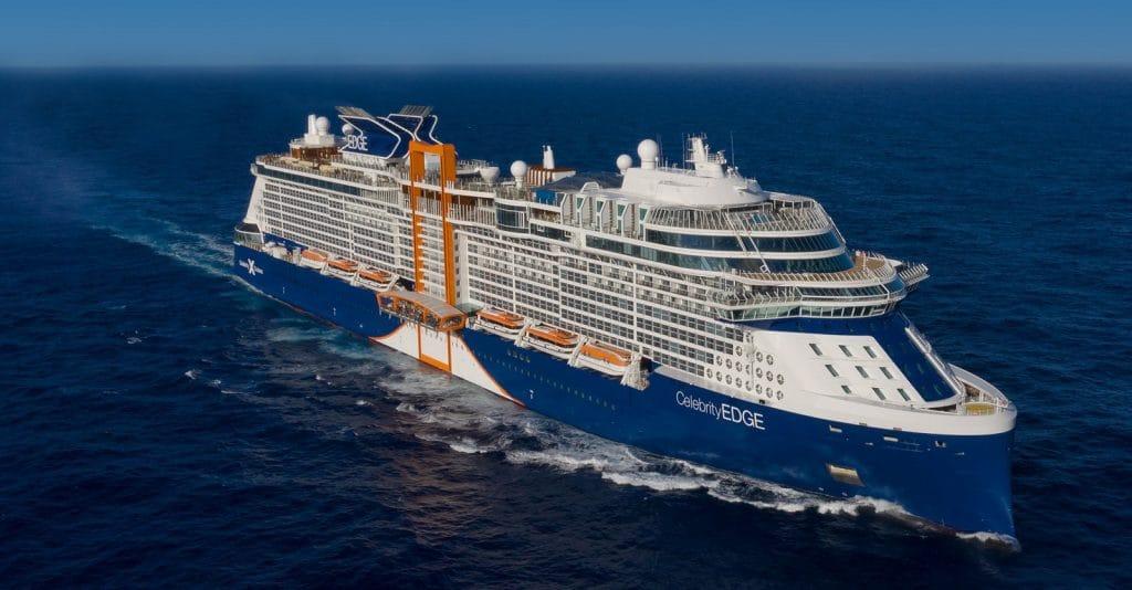 Celebrity Edge (Image courtesy of Celebrity Cruises)