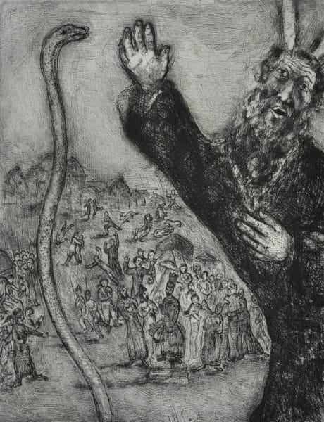Marc Chagall's Bible Series: How the Artist Brought the