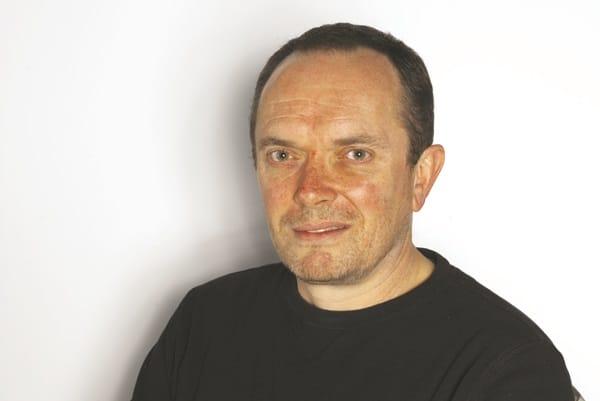 Artist Peter Nixon