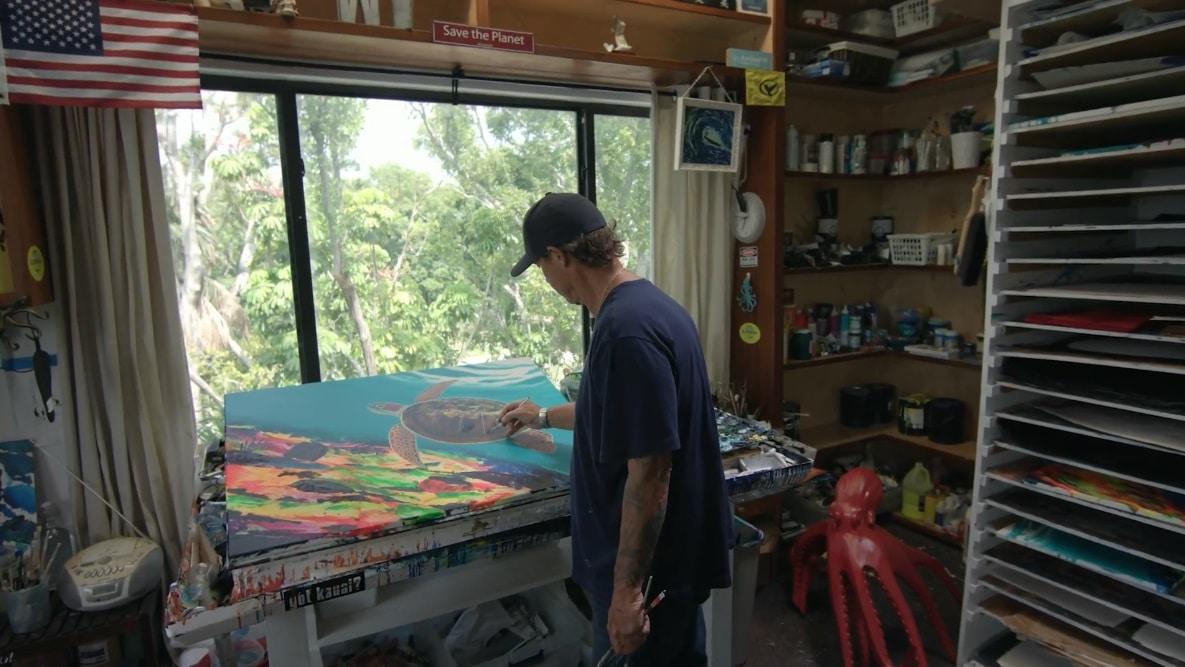 Wyland, Park West Gallery artist