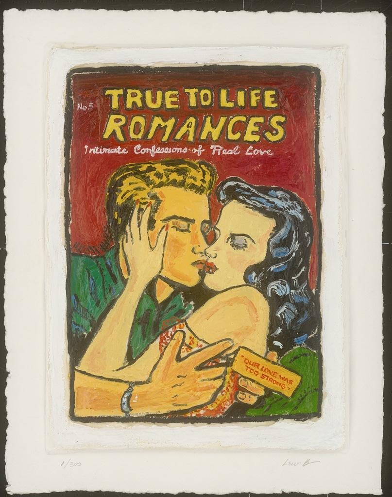 """True to Life Romances"" (2008), Leslie Lew"