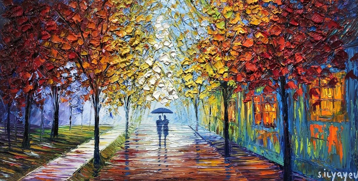 """The Vibrant Countryside,"" Slava Ilyayev"