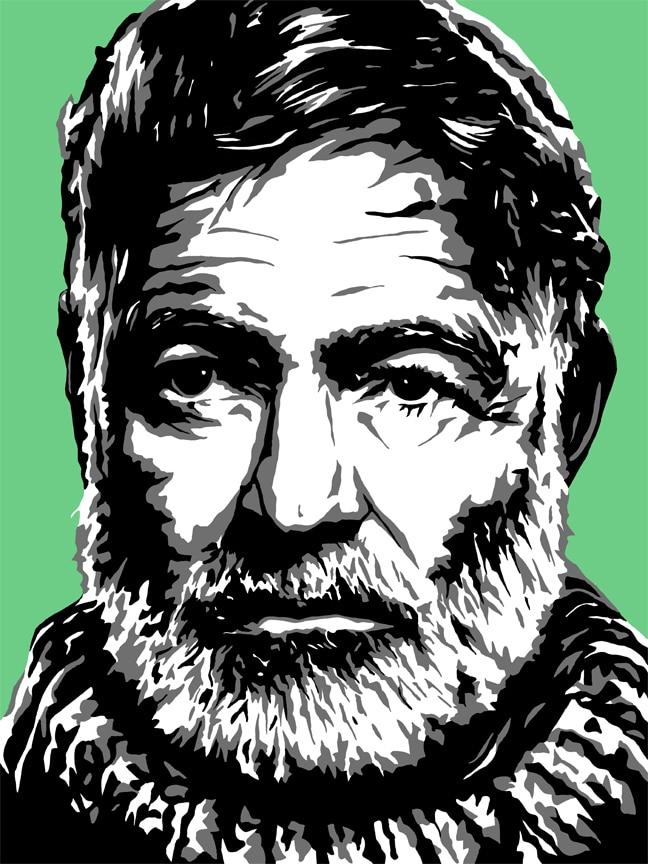 Ernest Hemingway, Allison Lefcort