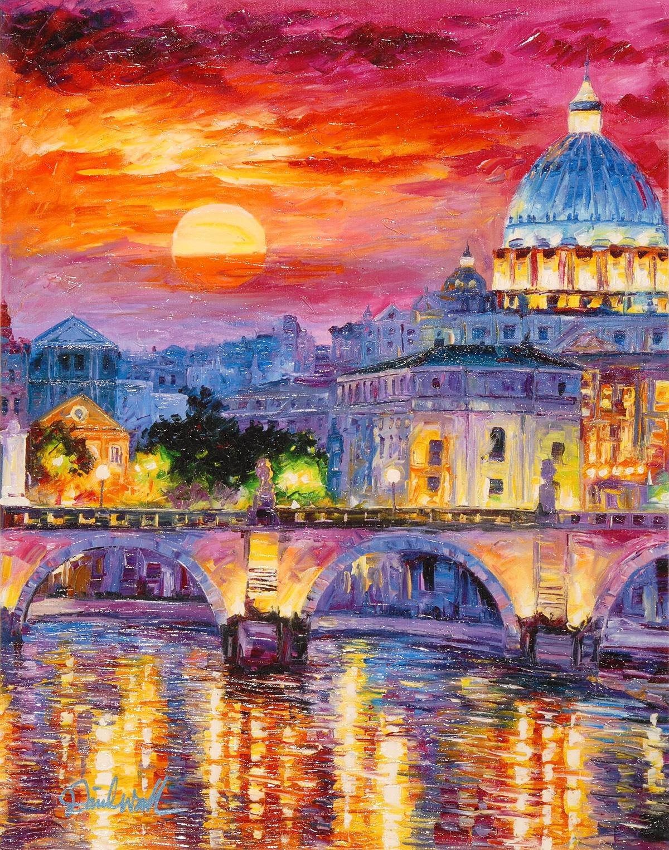 """""""Glorious Roma Sky"""""""