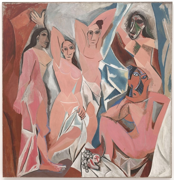 """Les Demoiselles d'Avignon"" (1907), Pablo Picasso, Cubism, What is Cubism"