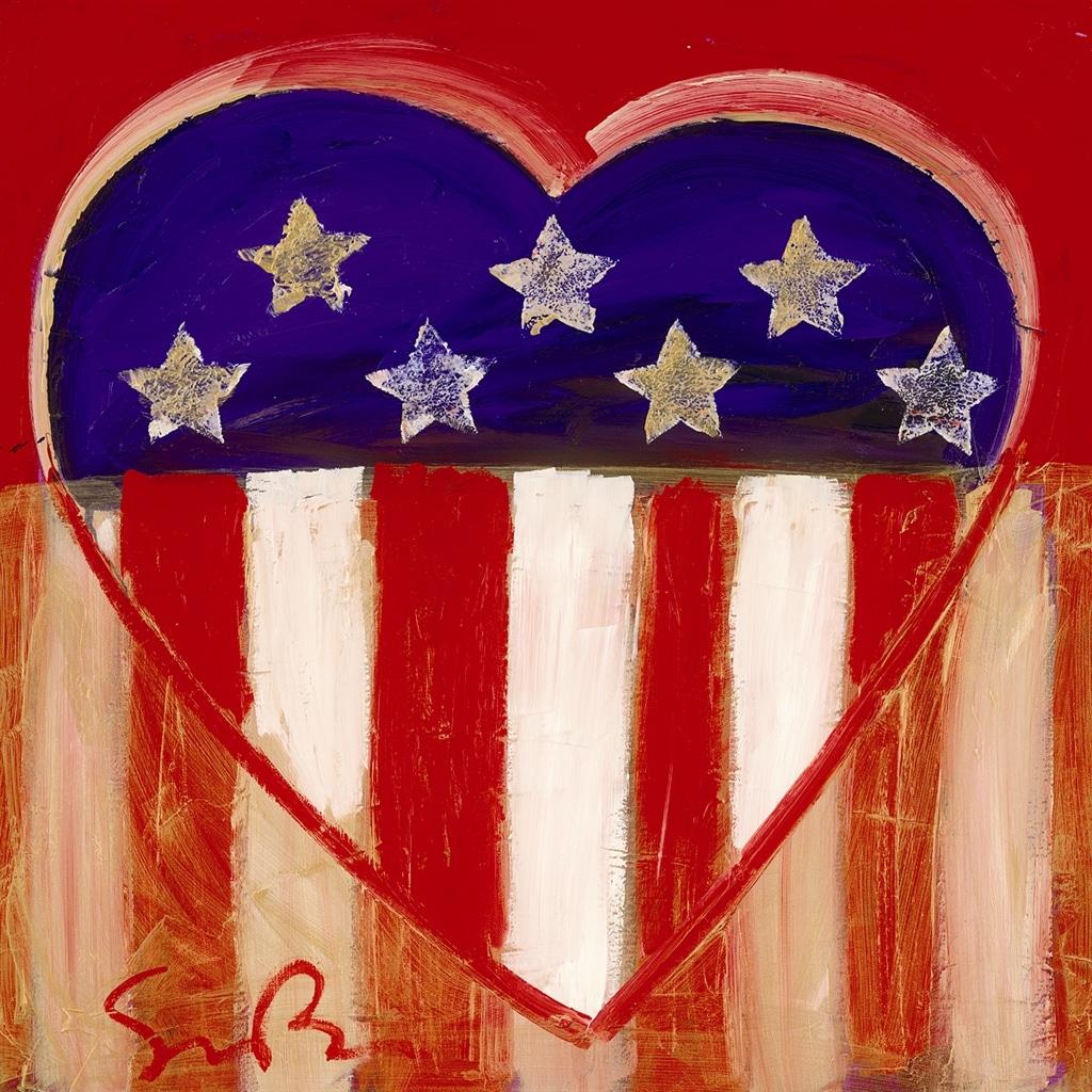"""A Heart for America II"" (2006), Simon Bull"