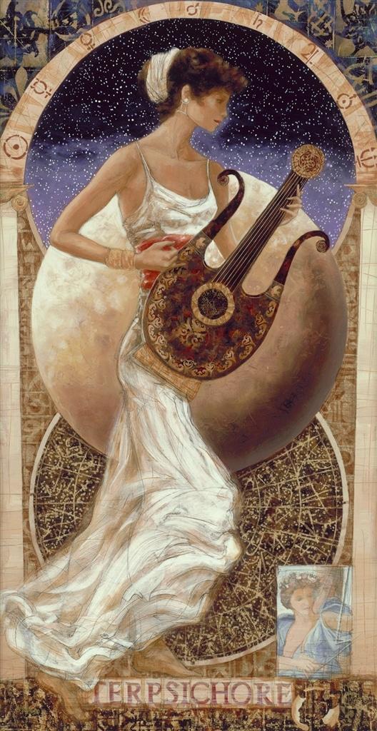 """""""Terpsichore - Venus"""" (2016), Peter Nixon"""