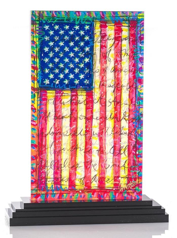 """""""Yanke Doodle (Pledge of Allegiance)"""" (2019), Tim Yanke"""