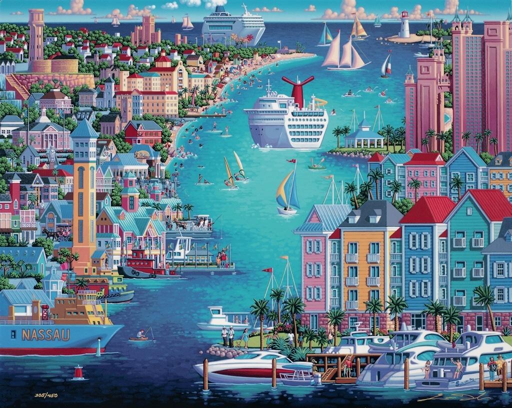 """""""Bahamas,"""" Eric Dowdle"""