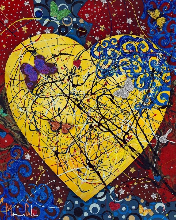 """See Love Among the Chaos,"" Marcus Glenn"