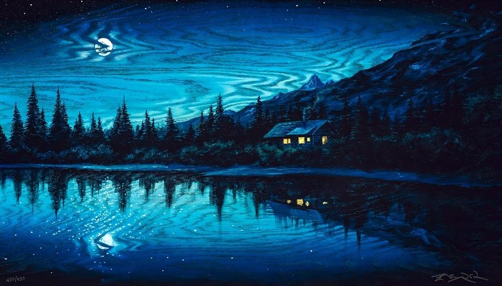 """""""Heaven's Hills,"""" Matt Beyrer"""