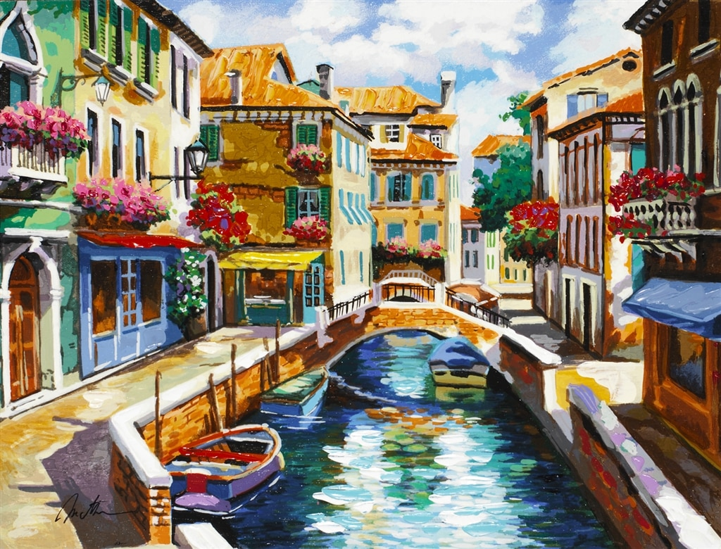 """Venice,"" Anatoly Metlan"