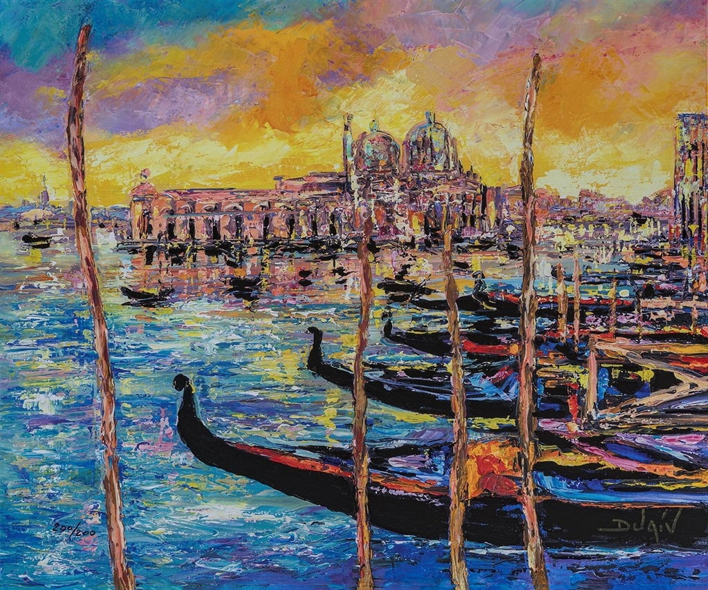 """Venice Orange,"" Duaiv"