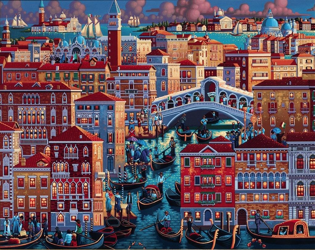 """Venice,"" Eric Dowdle"