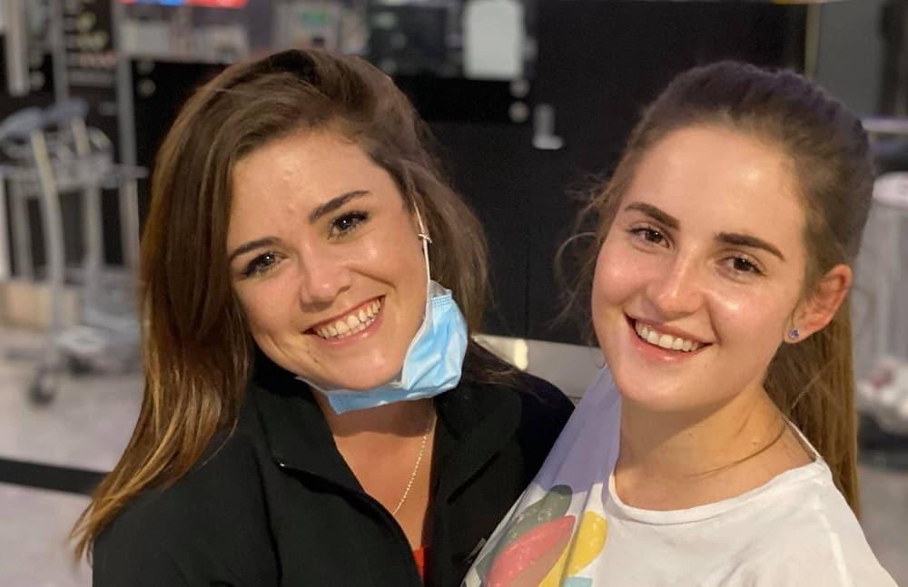 Carlanette Van Der Merwe and Irene van Huyssteen