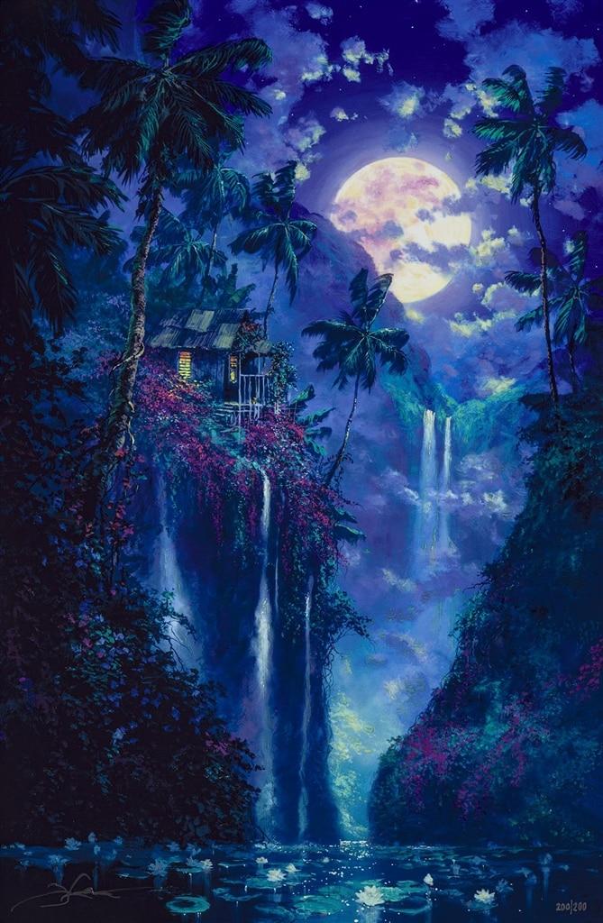 """""""Aloha Dreams,"""" James Coleman"""