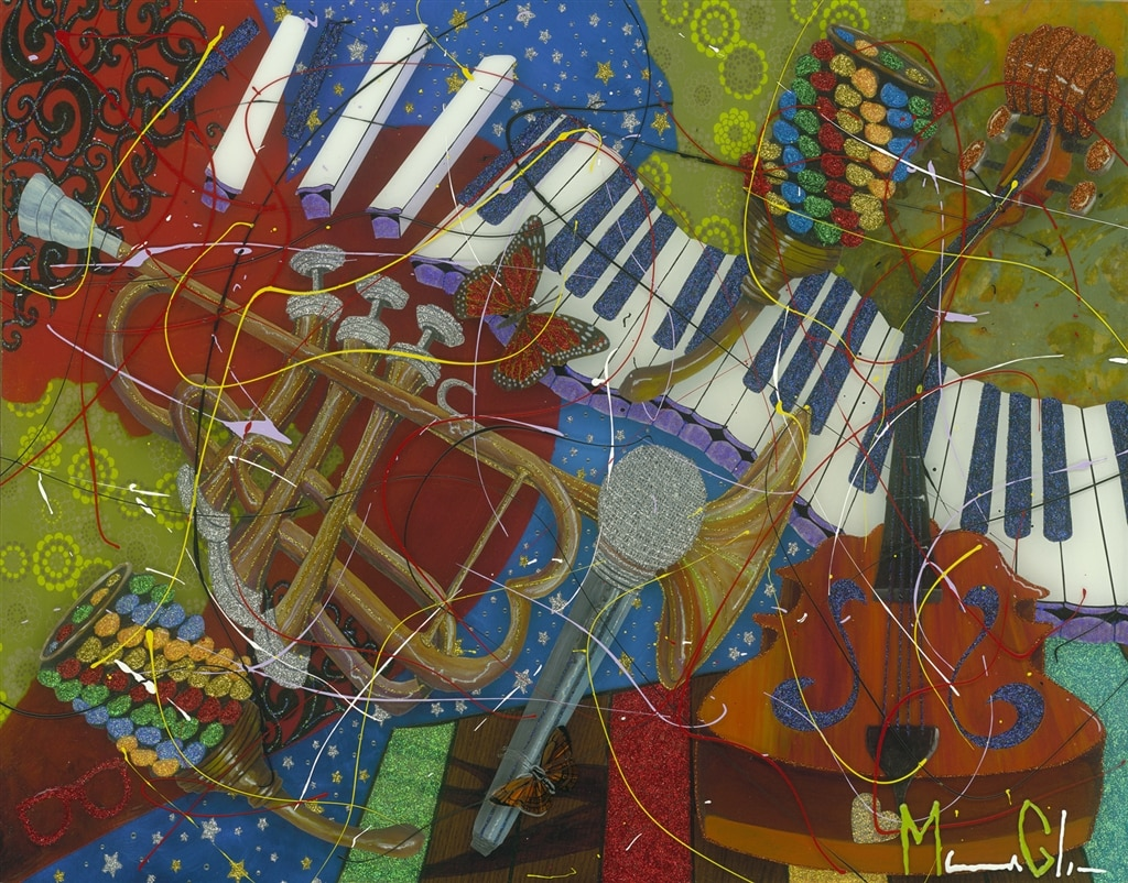 """Playing for Love,"" Marcus Glenn"